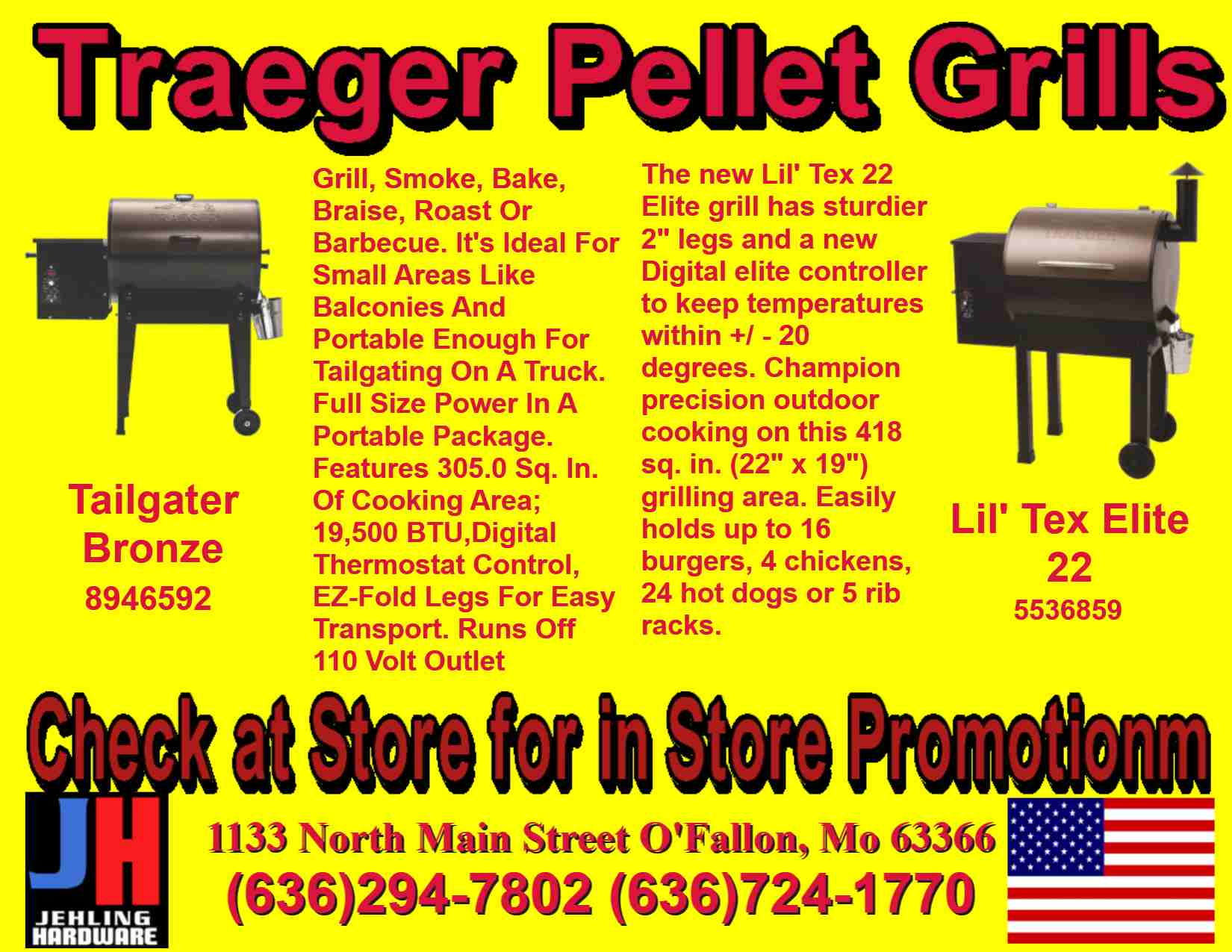 traeger grill ad 2