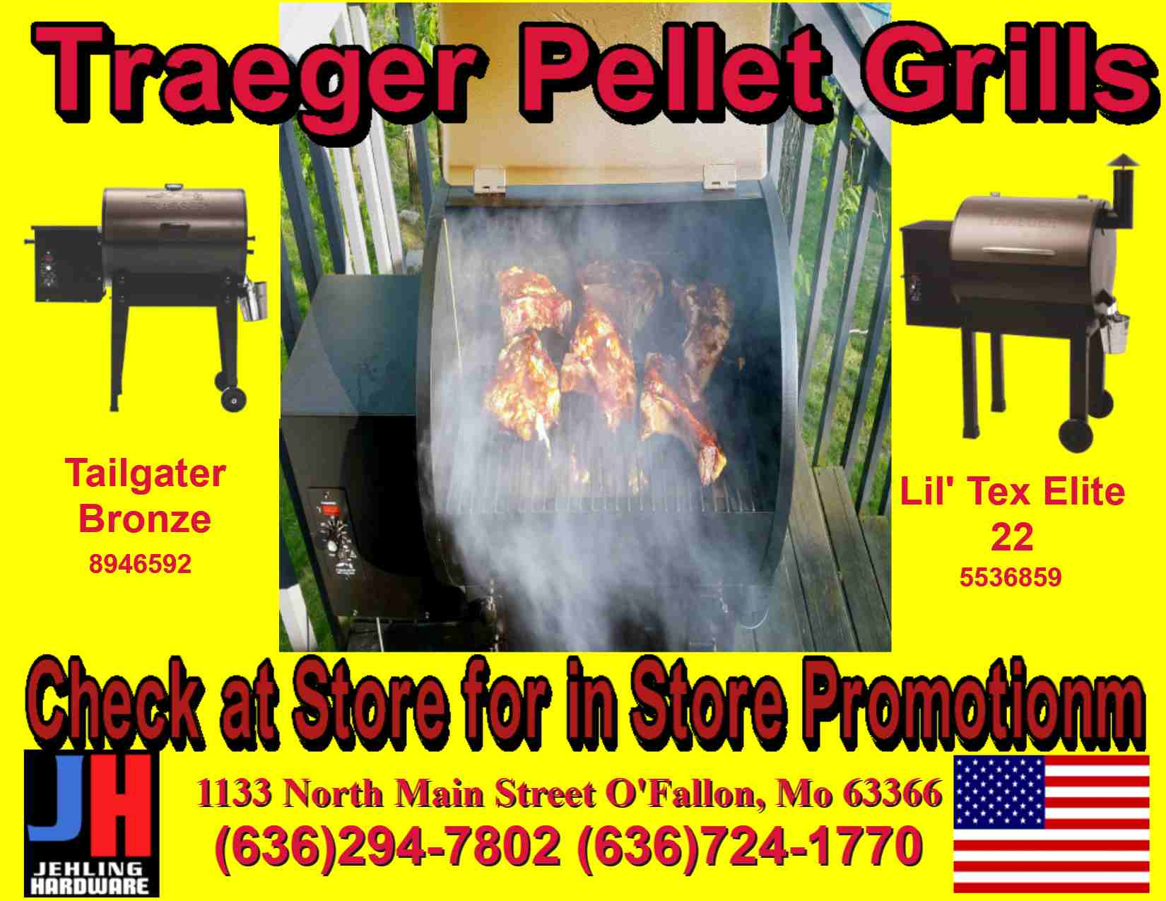 traeger grill ad 4